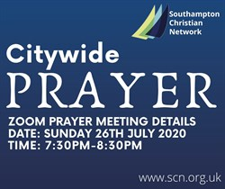 20200726 SCN City-wide Prayer